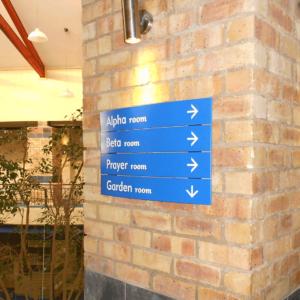 Directional Signage - Screenline Screen & Digital Printing