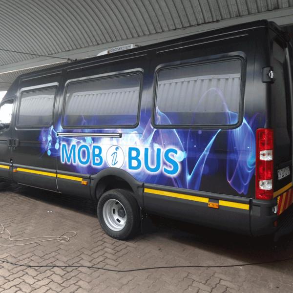 Vehicle Wrap - Screenline Screen & Digital Printing
