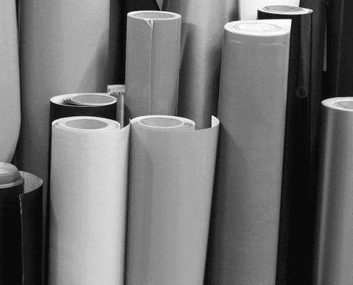 Printing Materials - Self Adhesive Vinyls - Screenline Screen & Digital Printing
