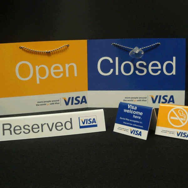 Other Solutions - Name Plates - Screenline Screen & Digital Printing