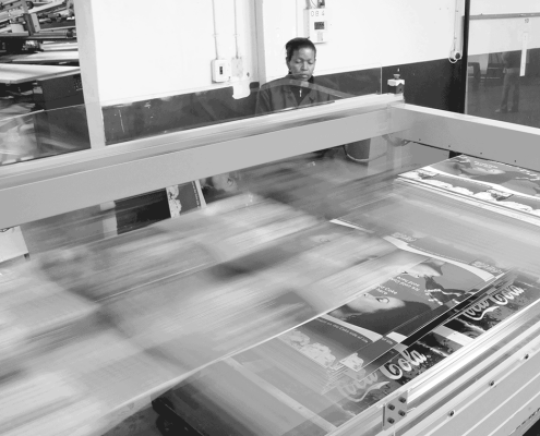 Screen Printing - Screenline Screen & Digital Printing