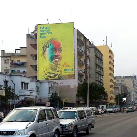 Billboard - Screenline - Screen & Digital printing & Signage