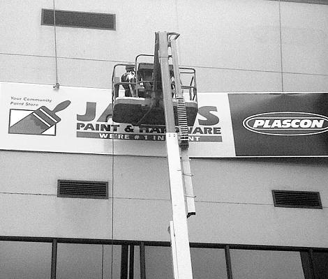 Installations Jacks Paints