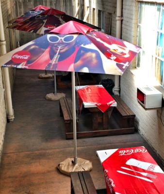 Umbrellas - Screenline - Screen & Digital Printing