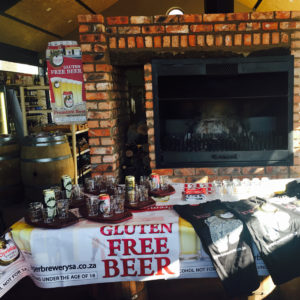Branded table cloths - Jager Brewery - Screenline