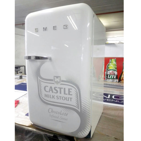 Fridge branding - Castle - Screenline