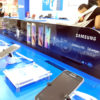 Retail & Store Branding - Samsung Telkom - Screenline